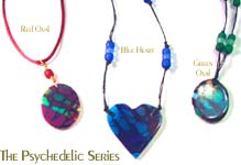 Psychedelic Series Necklaces
